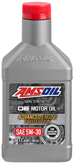 OE 5W-30 Synthetic Motor Oil (OEF)